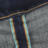 Edwin Men's ED80 Slim Tapered Rainbow Selvedge Denim Jeans - Dark Blue: Image 8