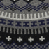 French Connection Women's Fran Fairisle Crew Neck Jumper - Grey Melange: Image 3