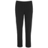 HUGO Women's Habeas Trousers - Black: Image 1