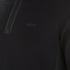 BOSS Green Men's Sweatshirt 1 Nylon Combi Hoody - Black: Image 3