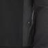 BOSS Green Men's Sweatshirt 1 Nylon Combi Hoody - Black: Image 4