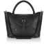meli melo Thela Halo Medium Tote Bag - Black: Image 1