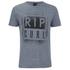 Rip Curl Men's Obvious Print T-Shirt - Ocean Marl: Image 1