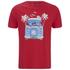 Salvage Men's Campervan T-Shirt - Red: Image 1