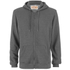 Salvage Men's Zip Through Hoody - Charcoal Marl: Image 1