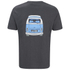 Salvage Men's Campervan T-Shirt - Charcoal Marl: Image 2