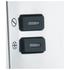 Graef 2 Slice Long Shot Toaster - White Gloss: Image 7