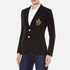 Polo Ralph Lauren Women's Custom Blazer - Polo Black: Image 2