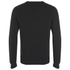Hack Men's Vale Crew Neck Sweatshirt - Black: Image 2