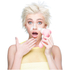 Magnitone London BareFaced Vibra-Sonic™ Daily Cleansing Brush - Pastel Pink: Image 5