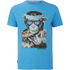 Animal Men's Loko Monkey Graphic T-Shirt - Indigo Blue Marl: Image 1