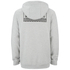 Animal Men's Canyon Zip Through Hoody - Grey Marl: Image 2