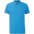 Animal Men's Pique Polo Shirt - Kingfisher Blue: Image 1