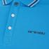Animal Men's Pique Polo Shirt - Kingfisher Blue: Image 3