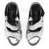 Senso Women's Xanthe II Chrome Strappy Mule Sandals - Silver: Image 2