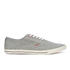 Jack & Jones Men's Spider Canvas Pumps - Light Grey Melange: Image 1