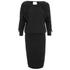 Gestuz Women's Crystal Dress - Black: Image 1
