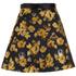 Sportmax Code Women's Eva Skirt - Yellow: Image 1