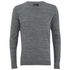 Jack & Jones Men's Durwin Jumper - Light Grey Melange: Image 1
