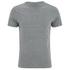 Jack & Jones Men's Gary T-Shirt - Light Grey Melange: Image 1