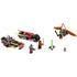 LEGO Ninjago: Ninja-Bike Jagd (70600): Image 2