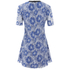 Sportmax Code Women's Kiku Mini Dress - Navy: Image 2