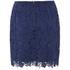 Sportmax Code Women's Corea Mini Skirt - Navy: Image 2