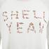 MINKPINK Women's Shell Yeah Crop T-Shirt - Multi: Image 3