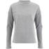 Selected Femme Women's Maja Sweatshirt - Light Grey Melange: Image 1