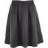 Selected Femme Women's Celeste Skirt - Black: Image 1