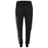 MINKPINK Women's Crunch Time Sweatpants - Black: Image 1