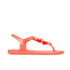 Melissa Women's Solar Hawai Sandals - Coral Pop: Image 2