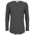 Cheap Monday Men's Foresee Long Sleeve T-Shirt - Black/Grey: Image 1
