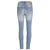 Cheap Monday Women's Second Skin High Waisted Skinny Jeans - Space Blue: Image 2