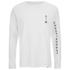 Cheap Monday Men's Fan Long Sleeve T-Shirt - White: Image 1