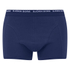 Bjorn Borg Men's Seasonal Basic 3 Pack Boxer Shorts - Beet Red: Image 5
