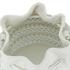 Loeffler Randall Women's Mini Industry Perforated Bucket Bag - Porcelain Print/White: Image 4