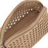 Loeffler Randall Women's Small Perforated Cosmetic Bag - Nude: Image 4