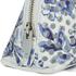 Loeffler Randall Women's Large Perforated Cosmetic Bag - Porcelain Print: Image 3