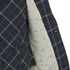 Vivienne Westwood MAN Men's Tea Wool Tartan Waiscoat Jacket - Navy: Image 3