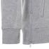 Crosshatch Men's Hideouts Longline Hoody - Grey Marl: Image 3