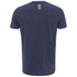 Crosshatch Men's Pegasus Print T-Shirt - Iris Navy: Image 2