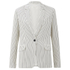 rag & bone Women's Belmar Blazer - Black/White Stripe: Image 1