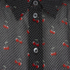Marc by Marc Jacobs Women's Cherry Pindot Voile Shirt - Black: Image 3