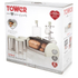 Tower IDT81200 6 Piece Kitchen Storage Set - White: Image 2