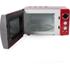 Swan SM22030RN Digital Microwave - Red - 800W: Image 3