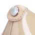 MICHAEL MICHAEL KORS Women's MK-Flex Mid Pump Patent Court Shoes - Nude: Image 5
