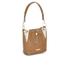 Dune Dezza Bucket Bag - Tan: Image 2