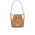 Dune Dezza Bucket Bag - Tan: Image 1