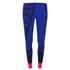 adidas Women's Stella Sport Gym Logo Tights - Blue: Image 1